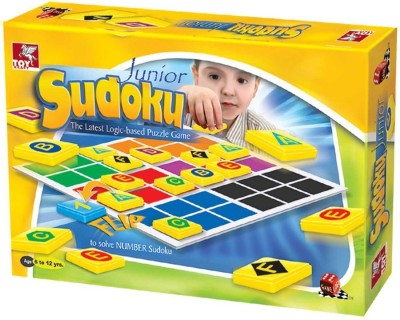 TOY KRAFT Junior Sudoku