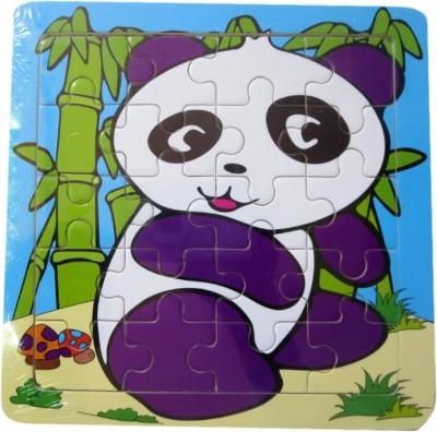 DCS DCS Panda Puzzle (7 X 7)IN