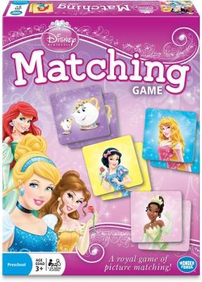 Disney Disney Princess Matching Game Wonder Forge