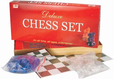 RZ World Deluxe Chess Set Junior