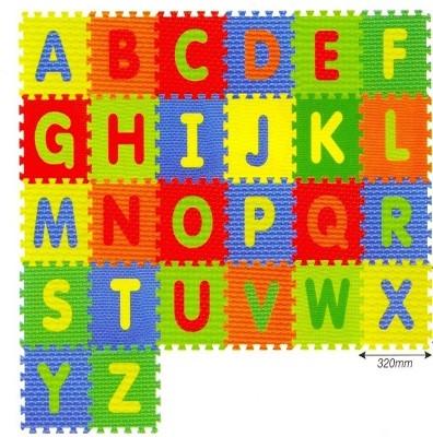Kiddy 26Pcs Alphabet Puzzle Mat (A-Z) PMS-9003