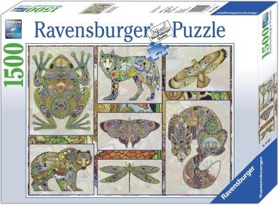 Ravensburger Southwestern Animals Puzzle