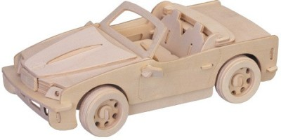 Lotus BMW Woodcraft 3D Puzzle