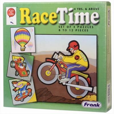 Frank Race Time