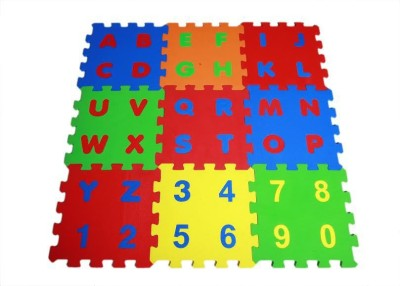ULTIMATE Alpha-Numeric Puzzle Mats