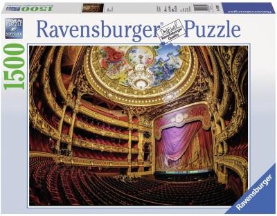 Ravensburger Opera House Jigsaw Puzzle