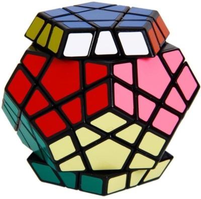 Emob Magic Puzzle Cube Brain Teaser Megaminx Cube Training Magnetic Ball