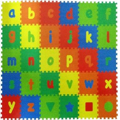 Kiddy 26Pcs Alphabet (A-Z) Puzzle Mat & 2 Shapes PMS-9008