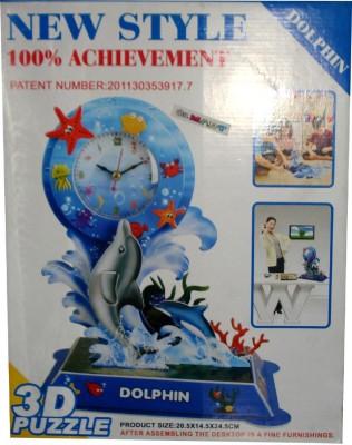 Matrix Educare Pvt. Ltd 3D Puzzle - Dolphin