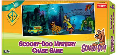 Funskool Scooby Doo Mystery Chase Game