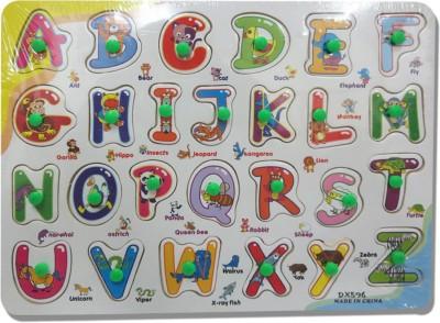 DCS Junior English Alphabets with knob