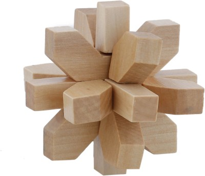 kaatru Wooden Puzzle V3