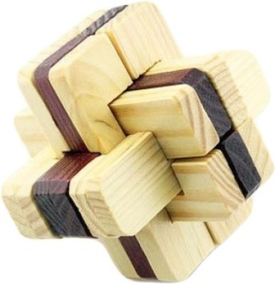 GeekGoodies Wooden Type3 Puzzle