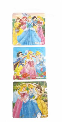 Lotus Princess Puzzle