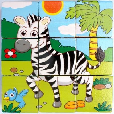 i square enterprises 9 piece puzzle