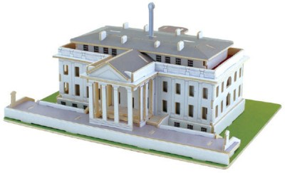 Robotime White House
