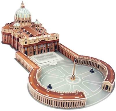 Matrix Educare Pvt. Ltd 3D St. Peter,S Basilica