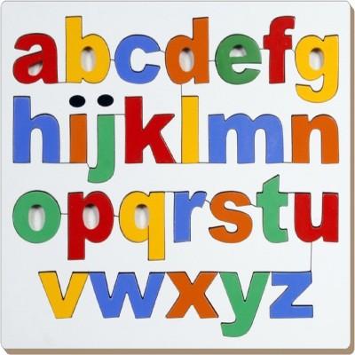TOMAFO English Alphabet Tray-Lowercase (abc)