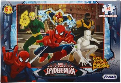 Frank Ultimate Spiderman
