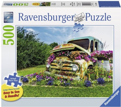 Ravensburger Flower Truck Large Format