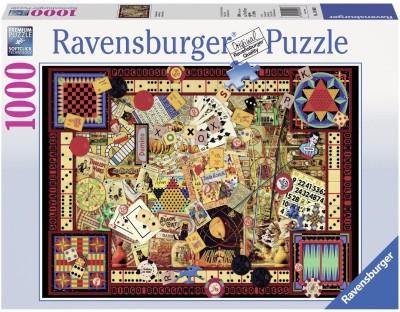 Ravensburger Vintage Games Jigsaw