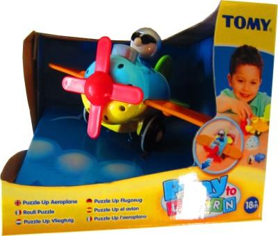 Tomy Puzzle Ups Aeroplane Assortment