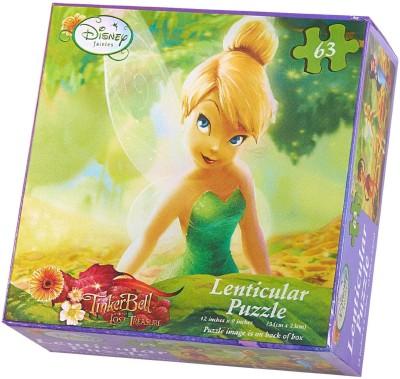 Disney Fairies Lenticular Puzzle