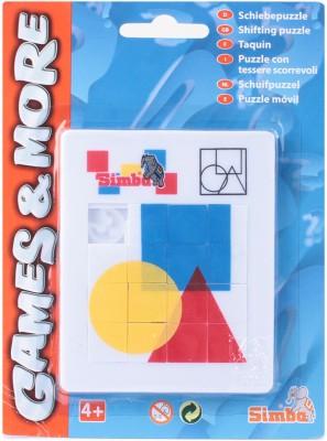 Simba Games & More Fun Puzzle