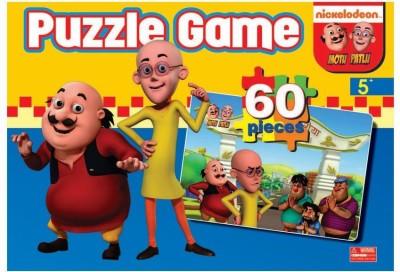BPI Motu Patlu Puzzle Game-4831