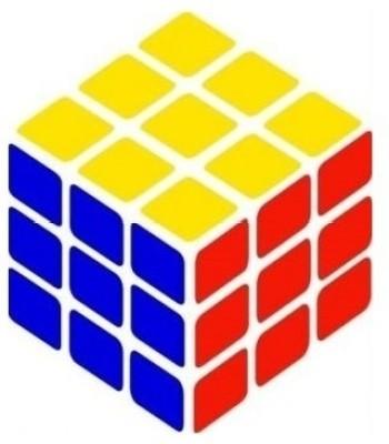Rana Puzzles Rubiks Cube 3 x 3 Smooth