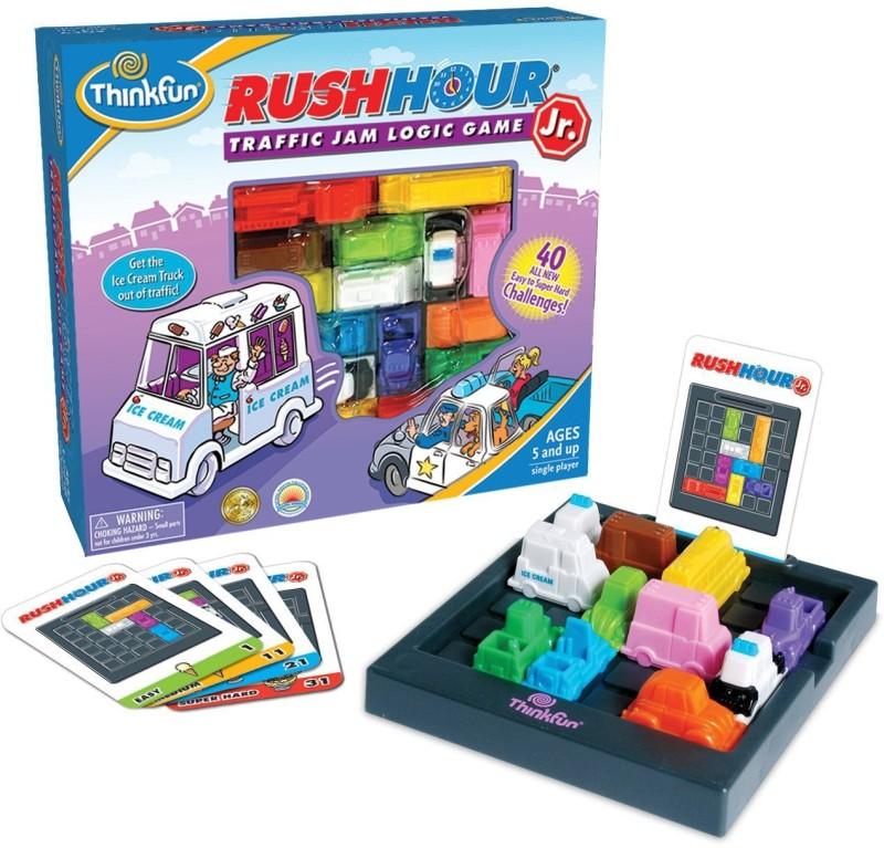 Thinkfun Rush hour Junior(1 Pieces)
