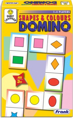 Frank Shapes & Colours Domino