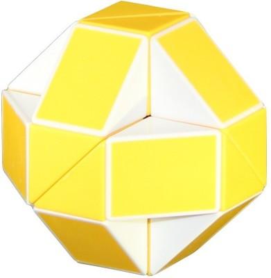 Shengshou Rubiks Snake Yellow/White