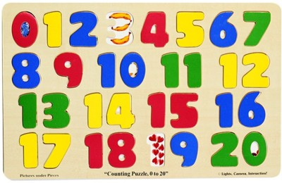 Melissa & Doug Numbers Puzzle