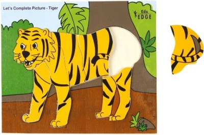 Eduedge Let,S Complete Picture - Tiger