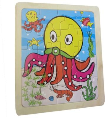 DCS DCS Octopus Puzzle (7 X 7) IN