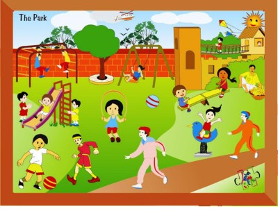 Kinder Creative The Park