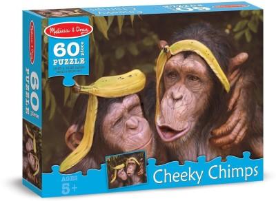Melissa & Doug Cheeky Chimps Cardboard