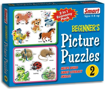 Smart Beginner's Picture Puzzles - 2