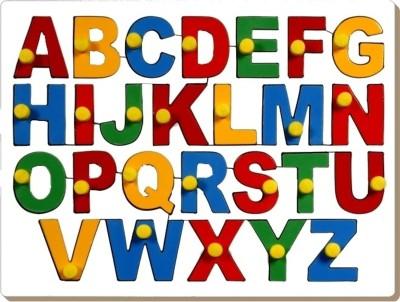 Little Genius English Alphabet Tray-Uppercase
