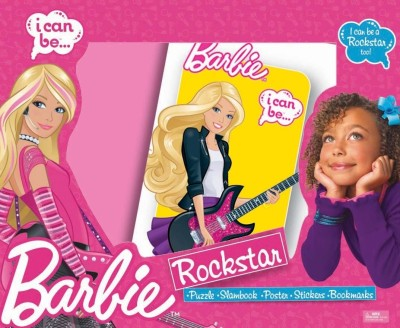 BPI Barbie I Can be Rockstar - Multicolor