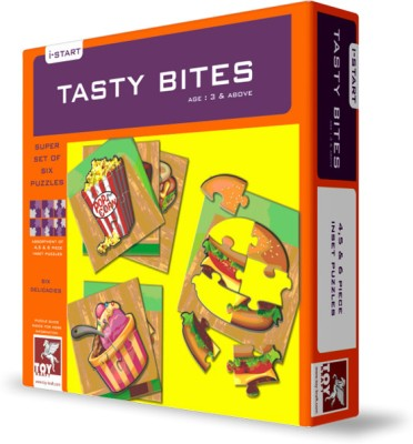 TOY KRAFT Tasty Bites