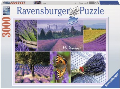 Ravensburger Provence Jigsaw Puzzle