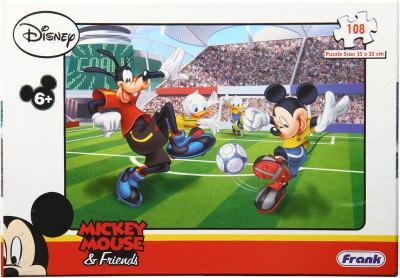 Frank Mickey Mouse and Friends