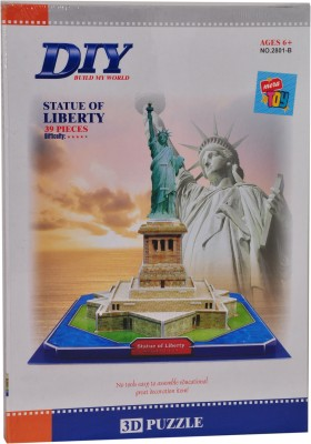 Mera Toy Shop DIY-Statue of Liberty