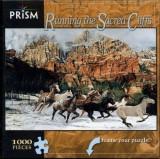 Prism The Sacred Cliffs By Artist Bob Qu...