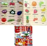 DealBindaas Wooden Puzzle Ekta Colour,Wi...