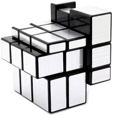 Prro Silver Mirror Cube