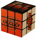 Game Day Outfitters Ncaa Oklahoma State Cowboys Toy Puzzle Cube (1 Pieces)
