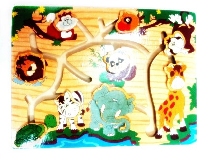 Palakz Wooden Puzzle